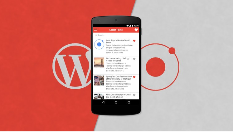 Udemy - Android and iOS Apps for Your WordPress Blog