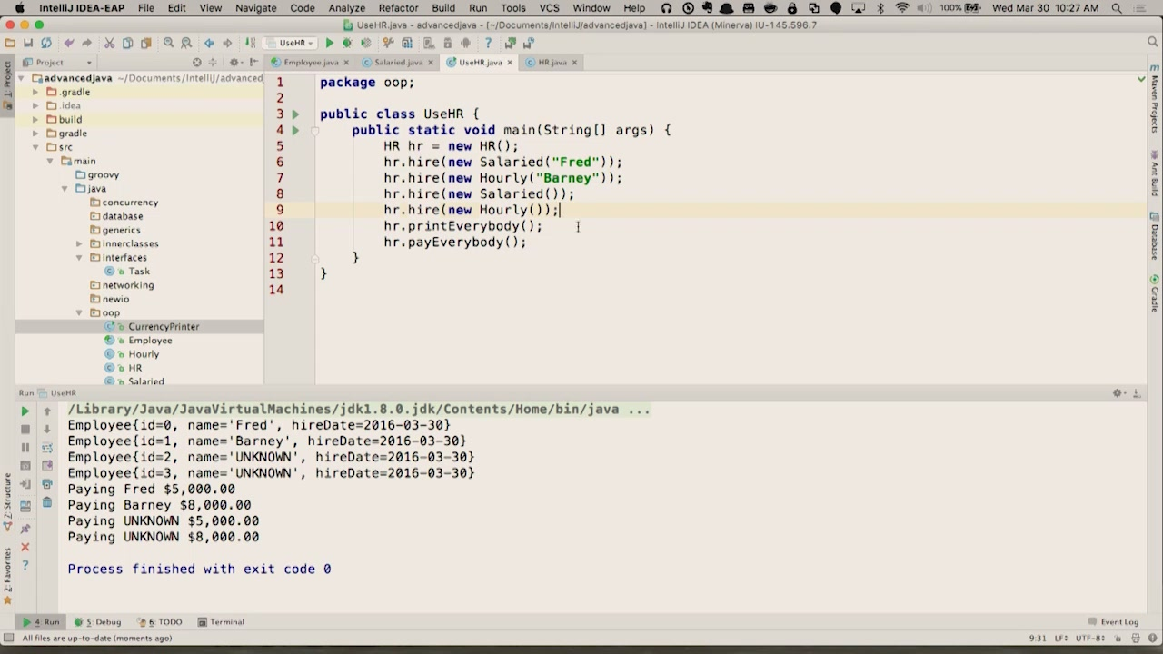 Infiniteskills - Advanced Java Development Training Video (2016)