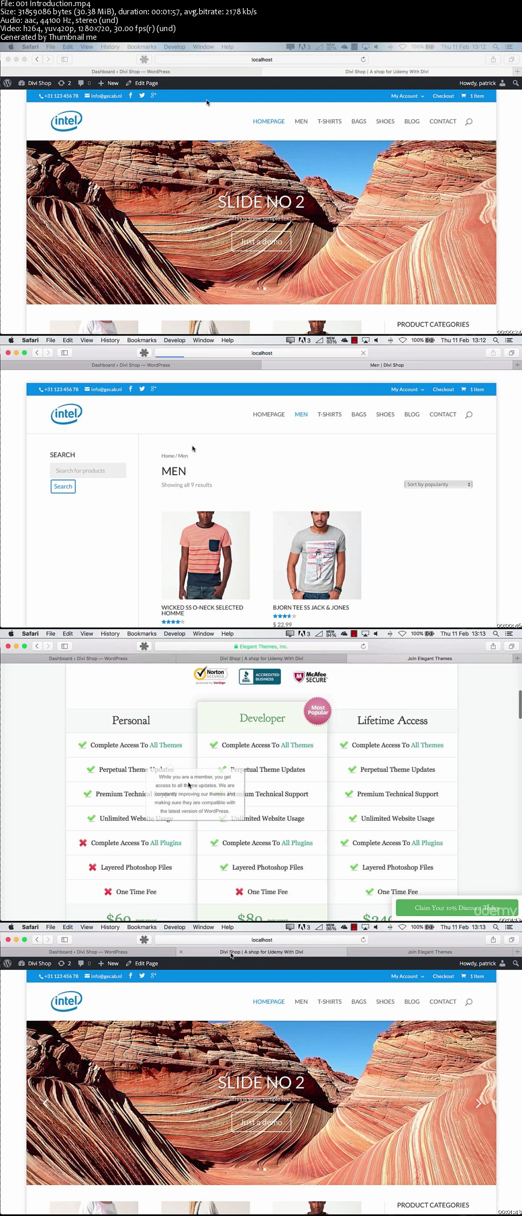 eCommerce with WordPress and WooCommerce - Theming a Store ( Feb 2016 Updated)