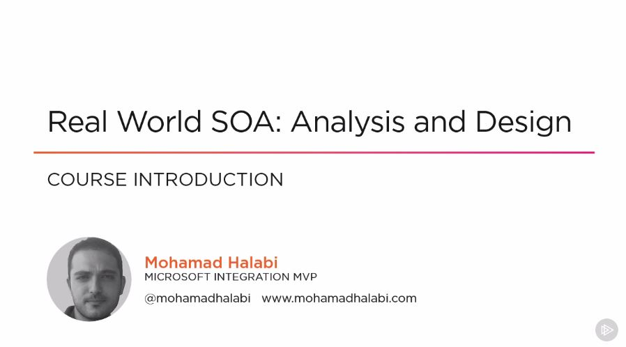 Real World SOA: Analysis and Design