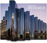 Graphisoft Archicad 20 build 4020 MacOSX