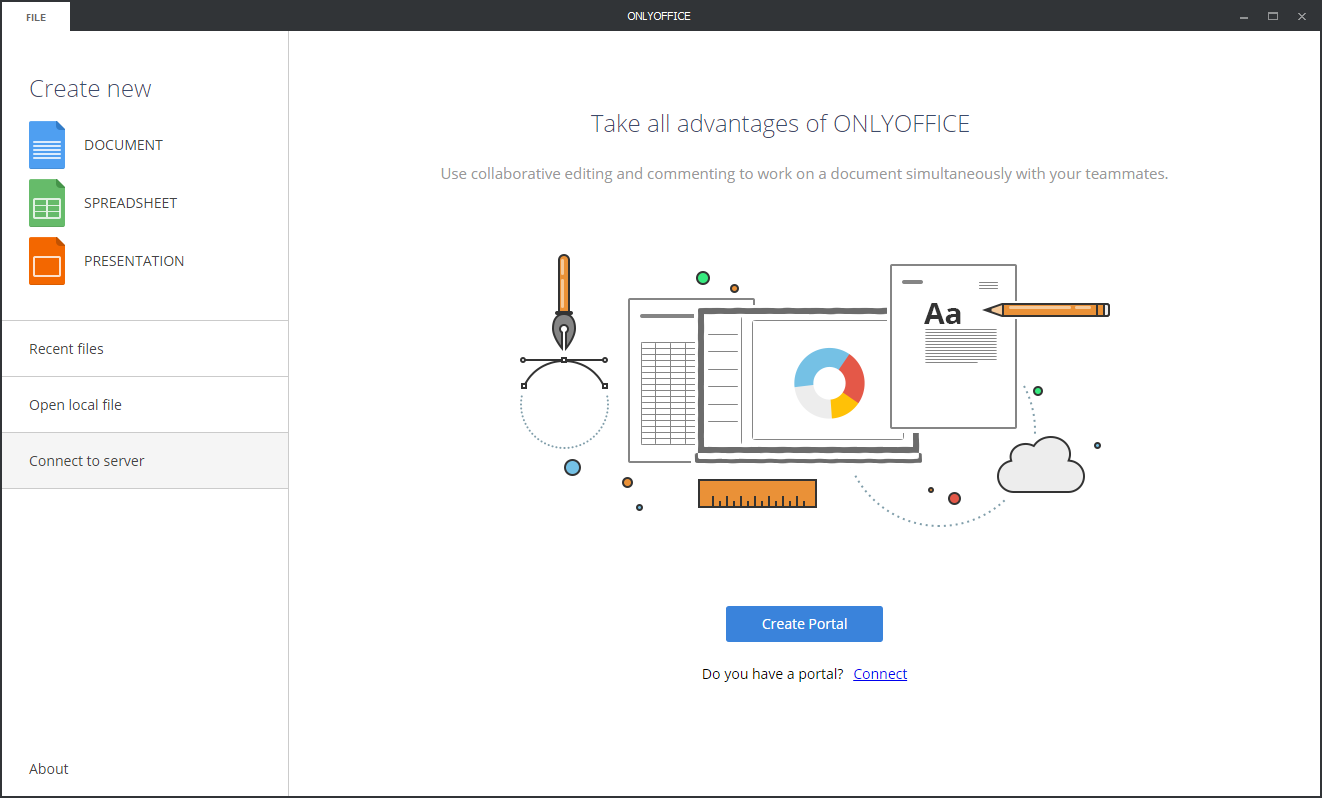 ONLYOFFICE Desktop Editors 4.0.5.242 Business Edition