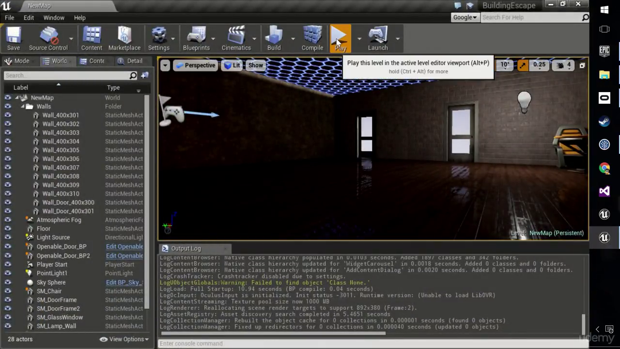 The Unreal Engine Developer Course - Learn C++ & Make Games [Updated]
