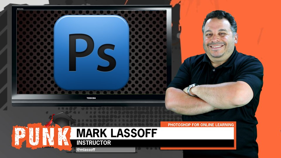 Photoshop Production for eLearning: Creating Green Screen Backgrounds