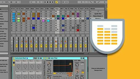 Lynda - Ableton Live 9 Essential Training (updated Aug 12, 2016)