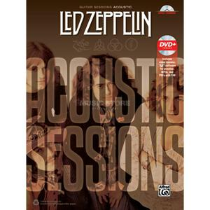Guitar Sessions - Led Zeppelin - Acoustic (2015) - DVDRip