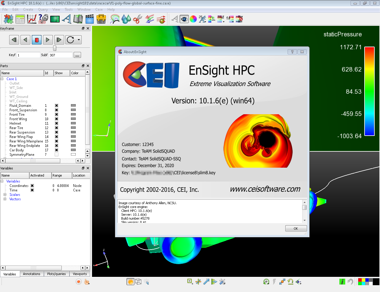 CEI EnSight 10.1.6(e)