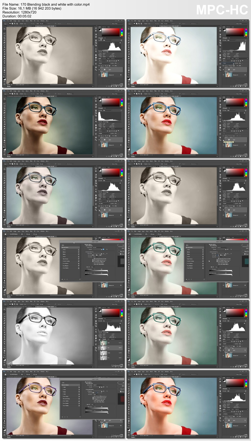 Lynda - Photoshop CC 2015 One-on-One: Advanced (updated Aug 15, 2016)