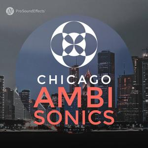 Pro Sound Effects Library Chicago Ambisonics WAV