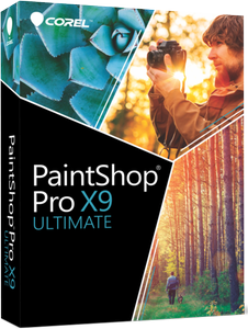 Corel PaintShop Pro X9 Ultimate 19.0.1.8 (x86/x64)