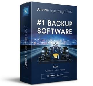 Acronis True Image 2017 20.0 Build 8041 Multilingual