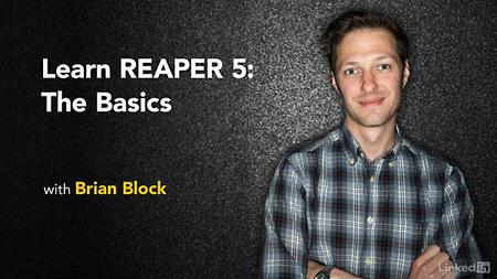 Lynda - Learn REAPER 5: The Basics