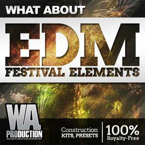 WA Production What About EDM Festival Elements MULTiFORMAT