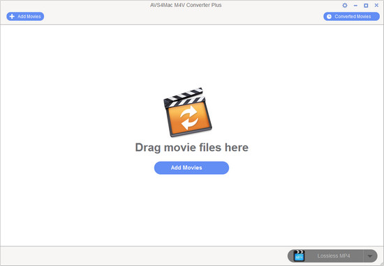 AVS4Mac M4V Converter Plus for Windows 5.2.5