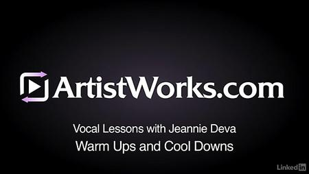 Lynda - Vocal Lessons with Jeannie Deva: Warm Ups and Cool Downs
