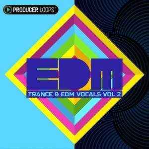 Producer Loops Trance and EDM Vocals Vol 2 ACiD WAV MiDi REX