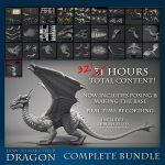 Gumroad – Dragons Workshop Complete Bundle with Posing the Dragon