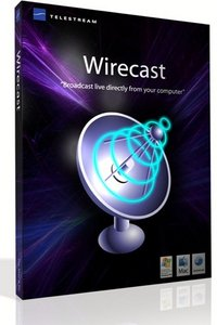 Telestream Wirecast Pro 7.1 (x64) Multilingual