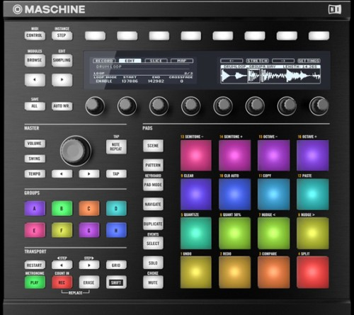 Native Instruments Maschine 2 v2.4.7 OSX