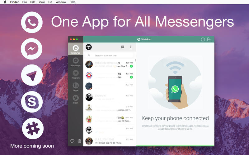 One Chat All in one Messenger 1.0