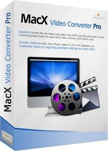 MacX Video Converter Pro 6.0.0 Multilingual MacOSX