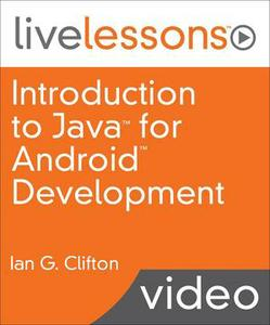 Introduction to Java for Android Development