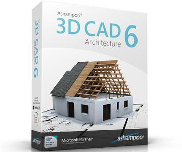 Ashampoo 3D CAD Architecture 6.0 Multilingual