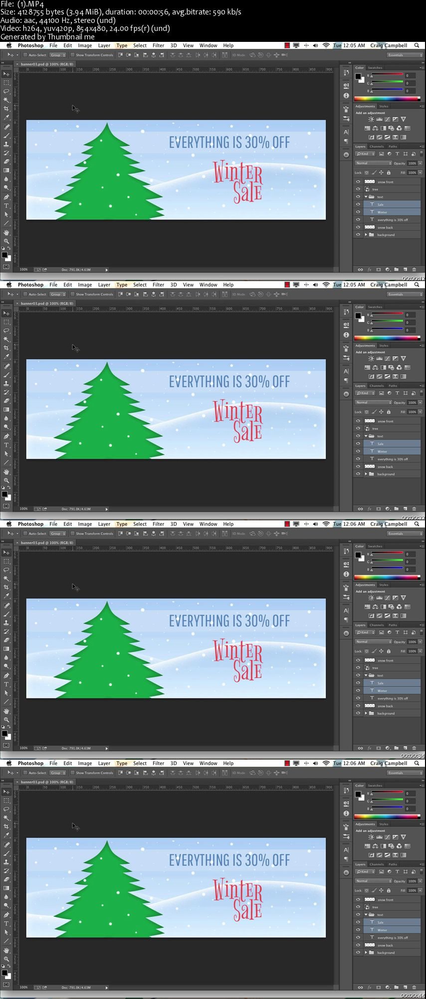 How To Create Animated Banners with CSS