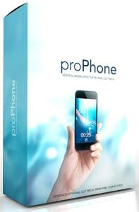 PixelFilms Studio ProPhone Vertical Phone Media to HD