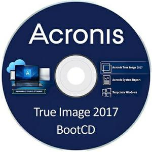 Acronis True Image 2017 20.0 Build 5554 Bootable ISO