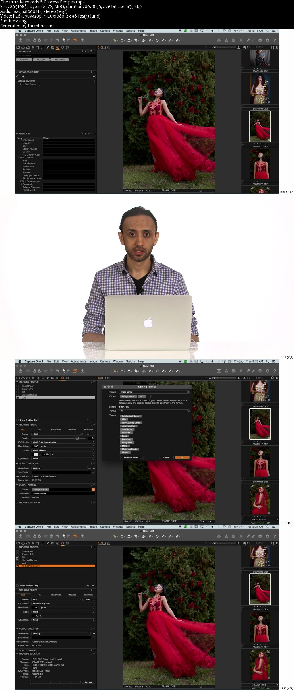 Capture One Pro - 101 Course For Photographers