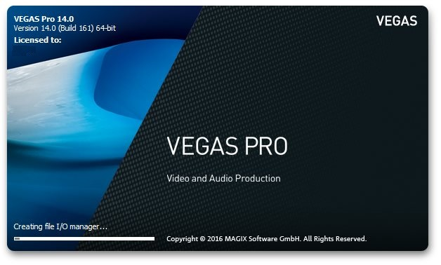 MAGIX Vegas Pro 14.0.0 Build 161 Multilingual