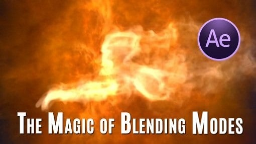 After Effects Skills: The Magic of Blending Modes in After Effects