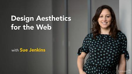 Lynda - Design Aesthetics for the Web