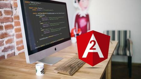 Udemy - Learn Angular 2 Development By Building 12 Apps (2016)