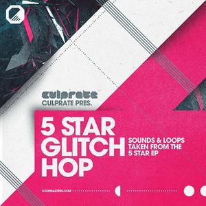 Loopmasters Culprate - 5 Star Glitch Hop MULTiFORMAT