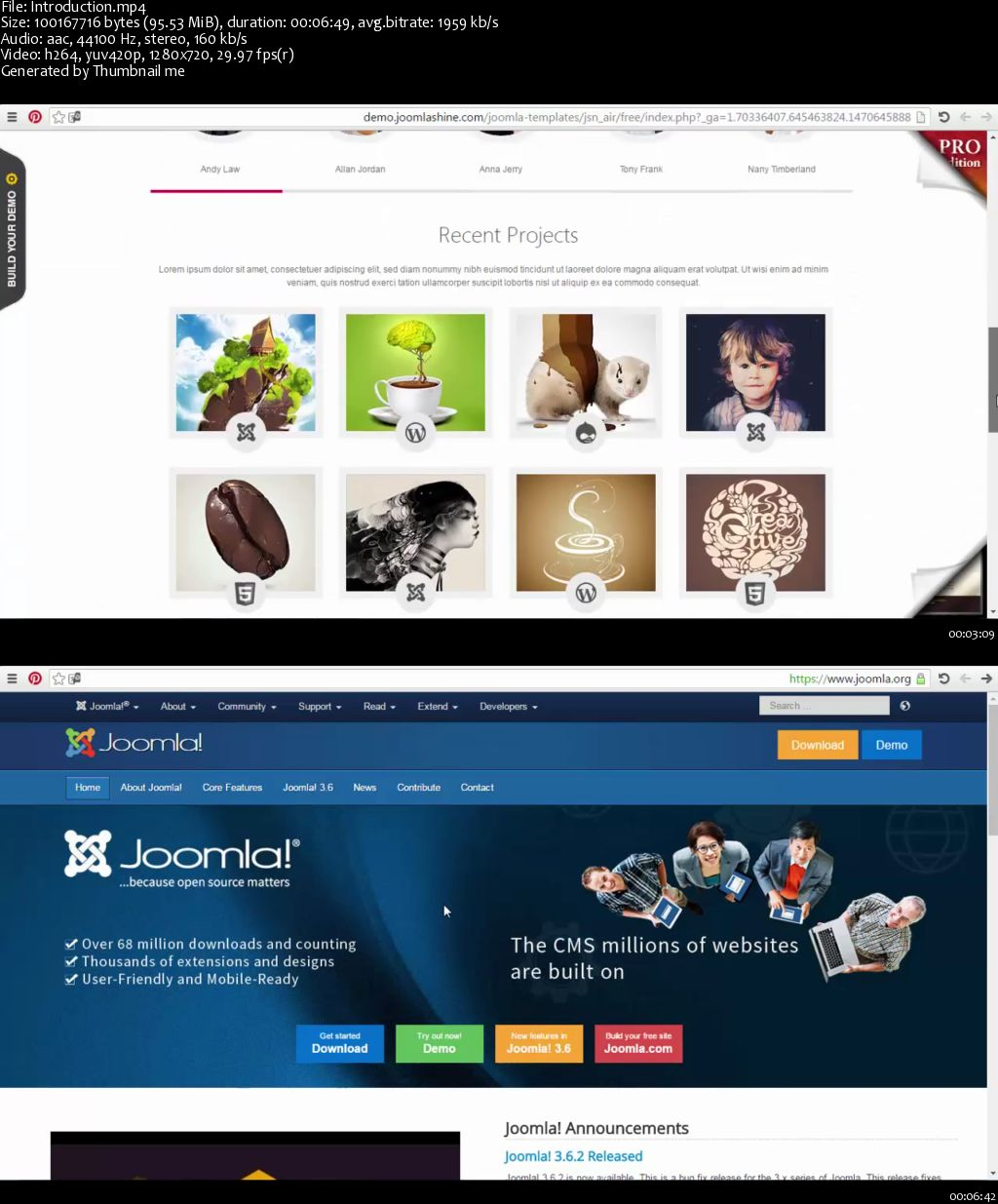 Learn How To Build A Professional Web Site By Using Joomla (2016)