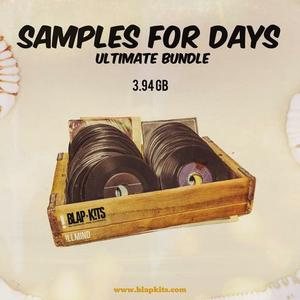 !llmind Samples For Days Ultimate Bundle WAV