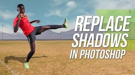 How To Repliacte Shadow Effect In Photoshop