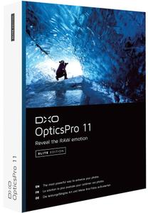 DxO Optics Pro 11.4.1 Elite Multilingual MacOSX