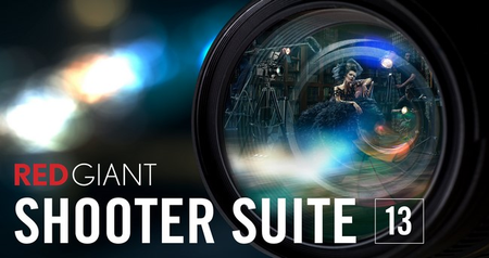 Red Giant Shooter Suite 13.1.1