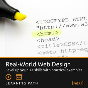 Learning Path: Real-World Web Design by Erol Staveley - Curator (2016)