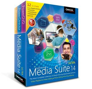CyberLink Media Suite 14 Ultra 14.0.0819.0 Multilingual