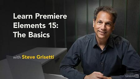 Lynda - Learning Premiere Elements 15