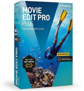 MAGIX Movie Edit Pro 2017 Plus 16.0.1.36