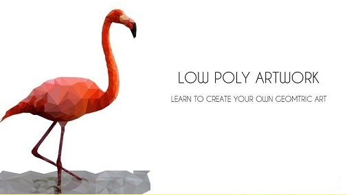 The Photoshop Series: Low Poly Art