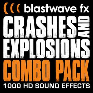 Blastwave FX Crashes and Explosions WAV