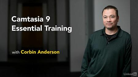 Lynda - Camtasia 9 for Windows Essential Training