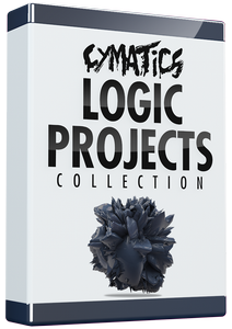 Cymatics Logic Projects Collection