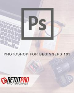 RetutPro - Photoshop For Beginners